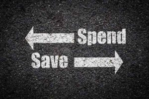 Save money for travelling